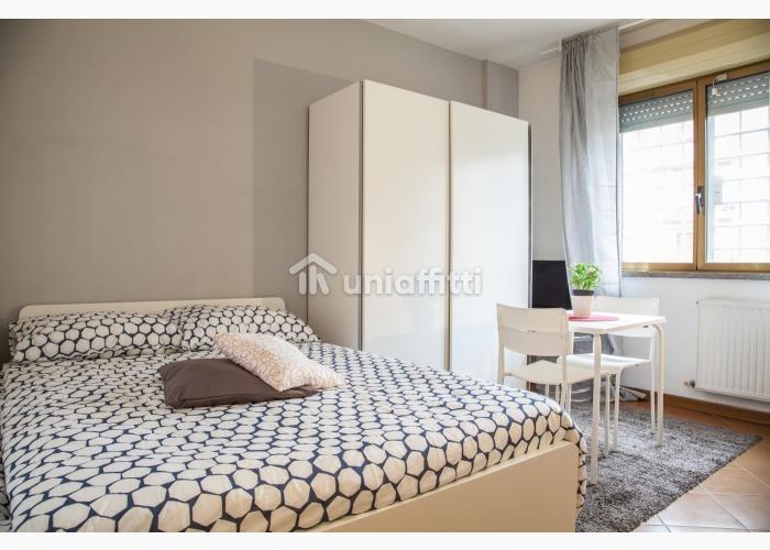 TorVergata: stanza con bagno