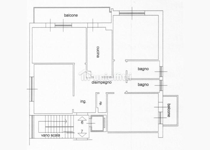 Appartamento Via Zampieri