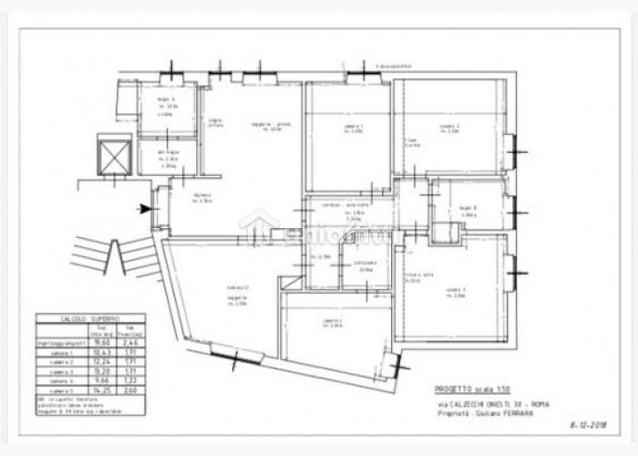 Appartamento Ostiense/SanPaolo